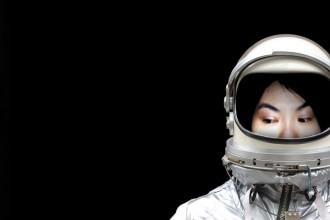Space woman slider 1